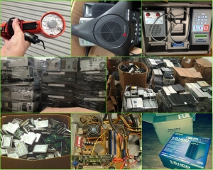 Electronic Recycling E-waste