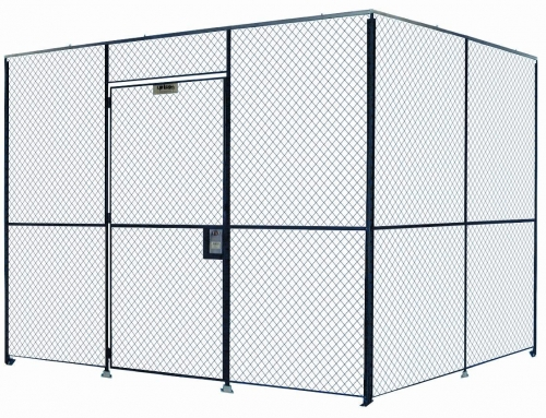 Why Do We Have A Cage In Our Warehouse?