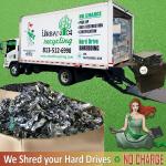 urban e recycling free pick up