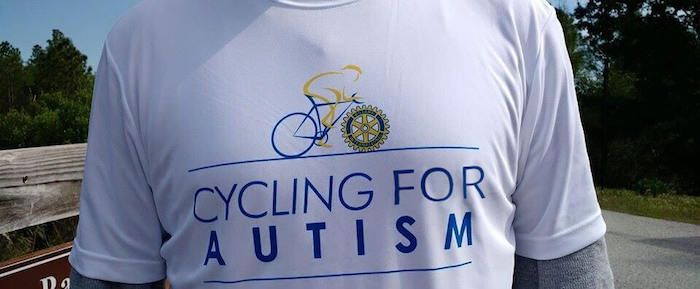 cycling for autism