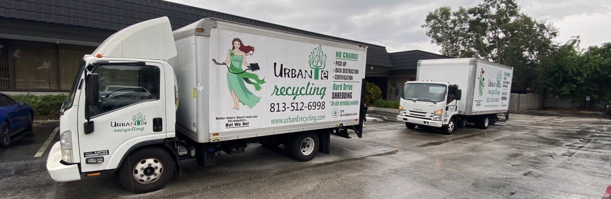 Boxtrucks urban e recycling