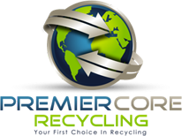 Premier Core Recycling logo