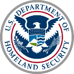 logo for us department of homeland security